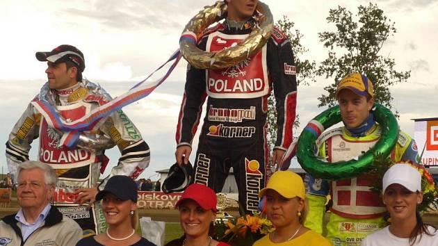 Kvalifikace o Speedway GP 2010 na krátké ploché dráze v Divišově