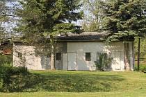 U koupaliště v Olešné vzniknou dva byty pro mladé páry.