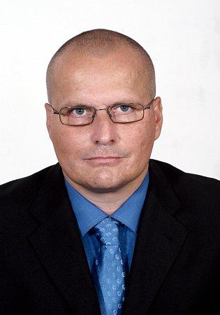 Bezpečnostní expert Jiří Dolejš.