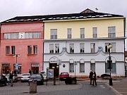 Radnice v Benešově.