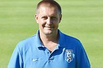 Miloslav Brožek, manažer a asistent trenéra FC Sellier&Bellot Vlašim.