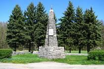 Památník u Dobříčkova získá po letech svou hvězdu.