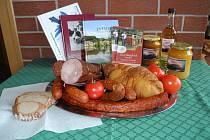 Značku Kraj Blanických rytířů regionální produkt  získalo pět dalších výrobků.