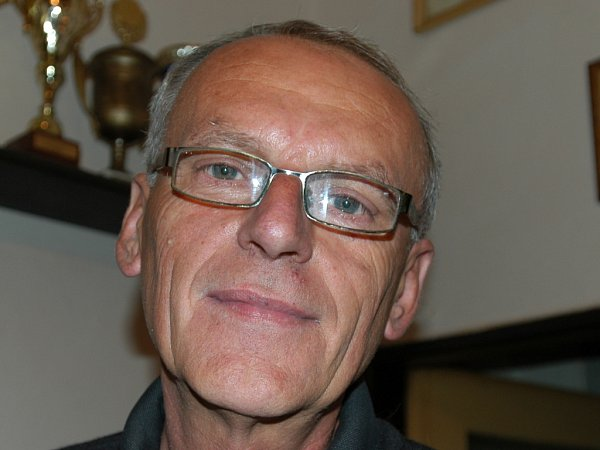 Zdeněk Krejcárek, Přestavlky uČerčan