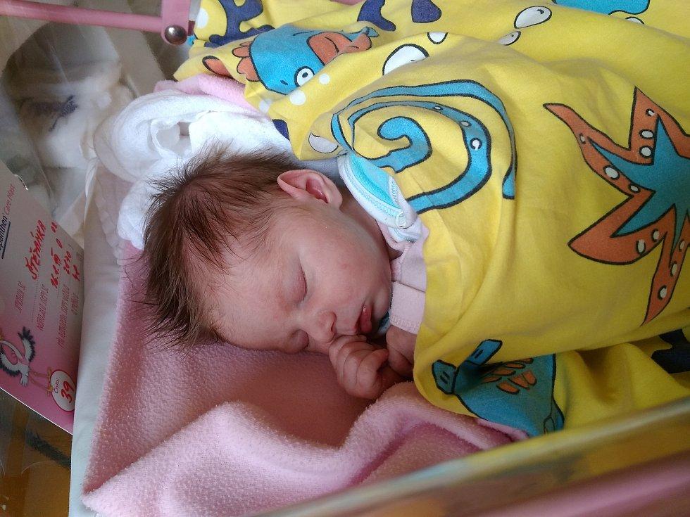 Štěpánka Soukupová se narodila manželům Slavomírovi a Andree z Heřmaniček 16. srpna 2019, vážila 2870 gramů a měřila 48 centimetrů.
