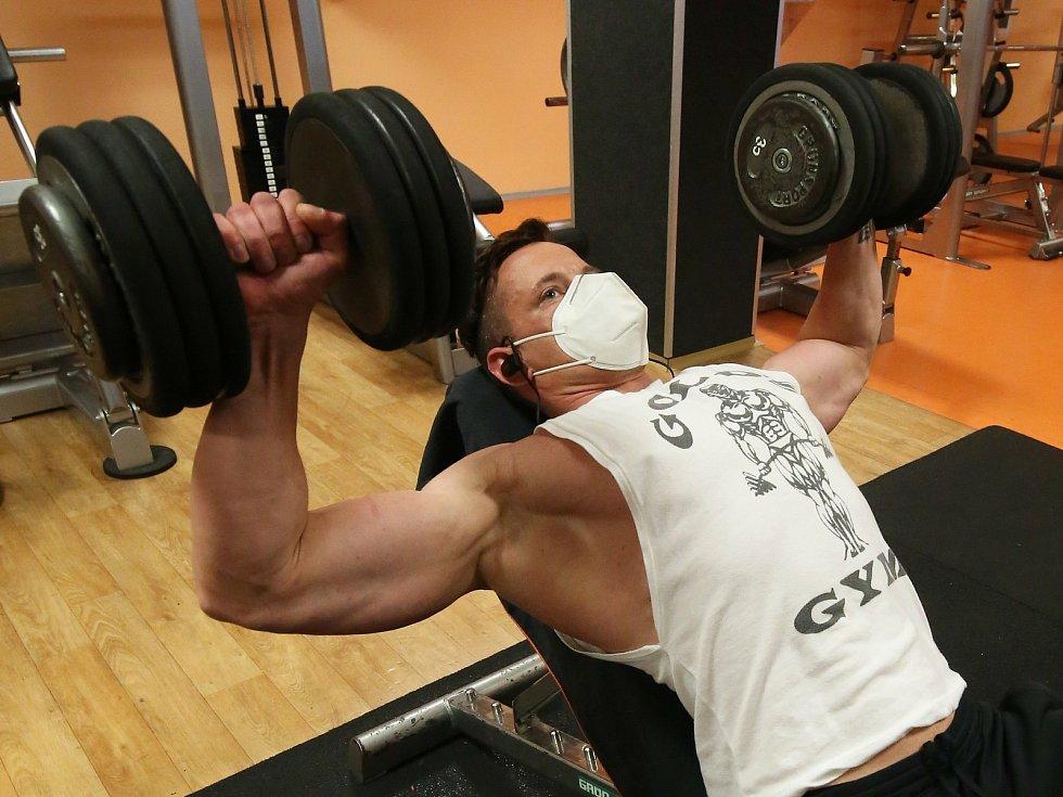 Fitness. Ilustrační foto.