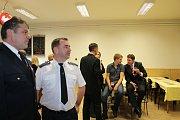 První hasičský ples nového roku na Benešovsku se konal 5. ledna v Ješeticích.