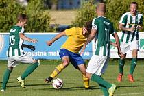 1. kolo MOL Cupu Malše Roudné - Benešov 0:5.