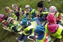 Prioritou Kopretinky je, aby si děti užívaly své dětství plnými doušky.