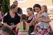 Děti i dospělí měli o zábavu postaráno díky festivalu Routa.