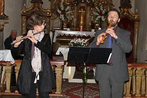 Varhanní koncert v kostele Sv. Václava ve Voticích