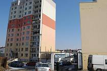 Ulice Karla Nového.