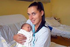 Malý Ondřej Siksa se narodil 22. září ve14.39 šťastným rodičům Pavle Siksové a Petrovi Charvátovi z obce Římovice. Při narození malý Ondrášek vážil 3350 gramů a měřil 50 centimetrů.