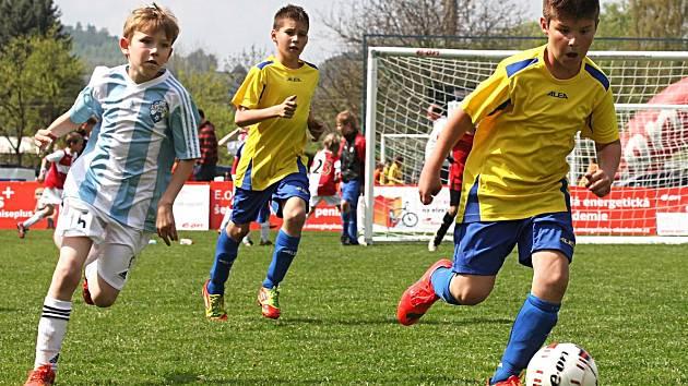 E.ON Junior Cup ve Voticích vyhrál Meteor Praha.