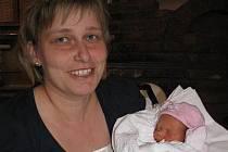 Lucinka a její maminka Andrea.