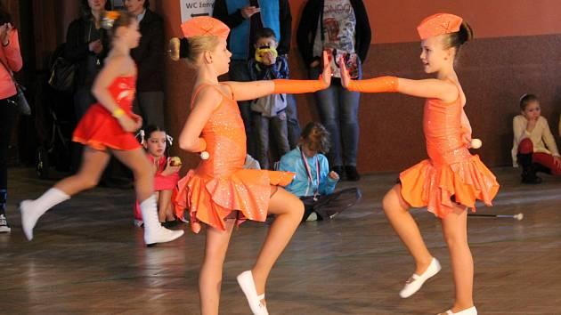 V Týnci se konal první taneční maraton Y cup, při němž soutěžilo 540 tanečníků