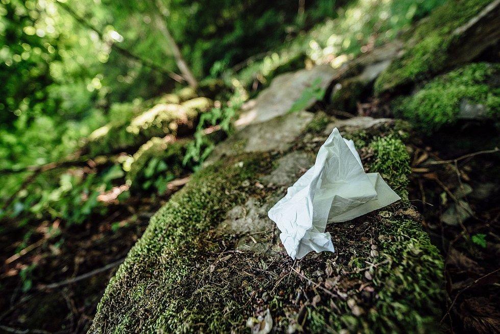 Iniciativa za čisté lesy a řeky #nejsemprase.