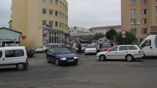 V těchto místech začne výstavba ulice Karla Nového.