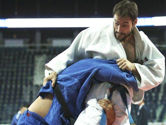V liberecké Tipsport aréně soutěžili judisté o titul mistra České republiky