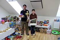 Absolutními vítězi se stali opět Tomáš a Jakub Vojtovi z Vlašimi, kteří obhájili loňské vítězství.