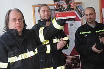 Nastupující generace mladých hasičů z SDH Vlašim skýtá záruku, že spolek oslaví v příštím roce nejen 140. výročí založení, ale následně i další kulatá jubilea.