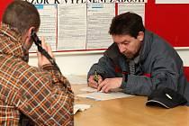 Také v Benešově řeší nezaměstnanost.