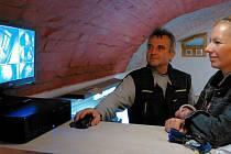 Benešovské podzemí v pátek 19, června.