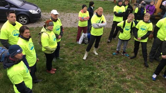 12. ročník akce Čistá řeka Sázava, kterou organizuje od začátku Posázaví o. p. s.