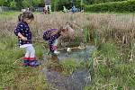 Den vodních breberek ve Vodním domě v Hulicích,