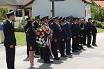 Oslavy 100. výročí SDH Krňany a 60. výročí SDH Třebsín.