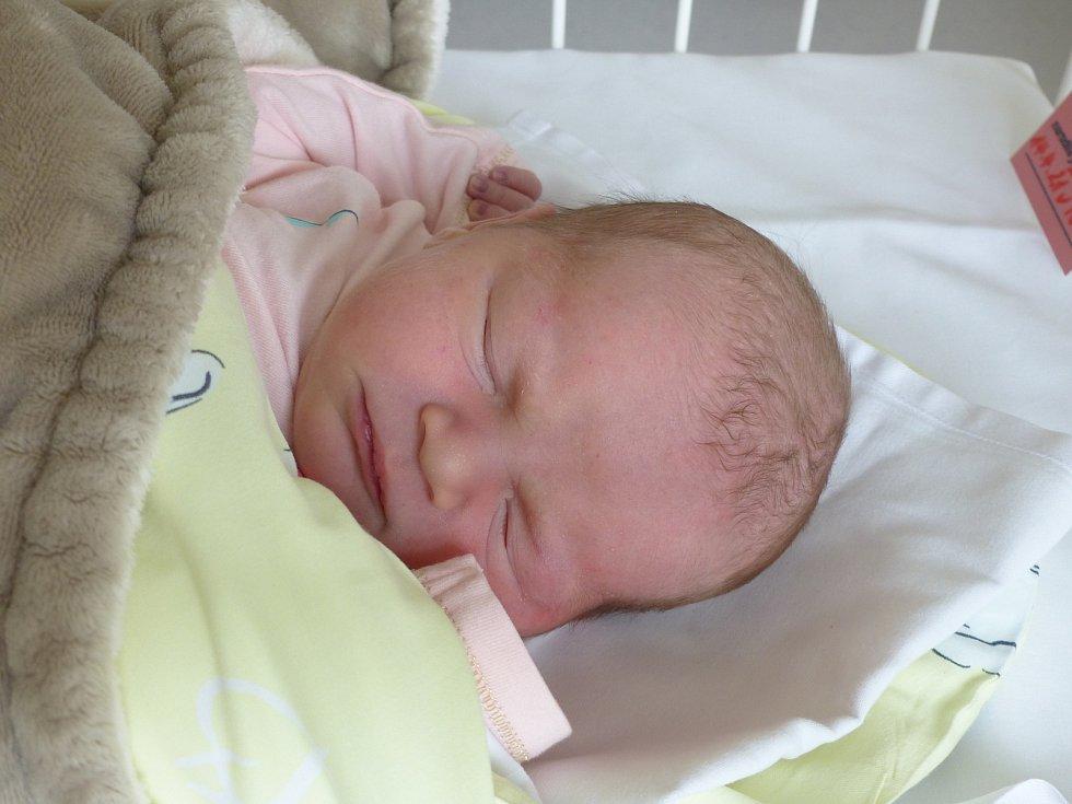Melisa Modrovičová se narodila 14. dubna 2021 v kolínské porodnici, vážila 3910 g a měřila 50 cm. V Pečkách ji přivítal bráška Matoušek (3) a rodiče Romana a Michal.