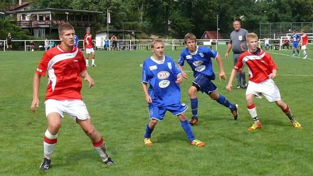 Mladíci Vlašimi v Kunicích zvítězili 6:0, ale pro domácí byla tak vysoká prohra velmi krutá.
