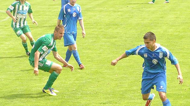 V první letní přípravě Vlašim prohrála s Bohemians Praha 1:2.