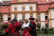 Zámek Jemniště letos navštívilo zhruba 18 tisíc lidí, Konopiště přes 130 tisíc.