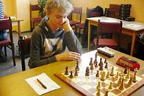 Vlašimské béčko bylo v Krajském přeboru suverénně nejmladším týmem. K tomu přispěl i teprve 15letý Martin Horák.