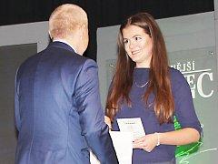 Barbora Kramperová je velkým talentem, což potvrdila druhým místem v juniorkách a zlatem z družstev.