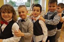 Z 23. ročníku Reprezentačního společenského plesu v divišovské školce.