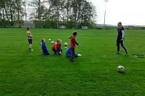 V Křivsoudově počítají pro novou sezónu se čtyřmi mládežnickými týmy.