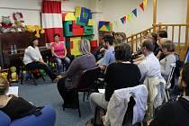 V Mateřském centru Hvězdička v Benešově besedovali o přípravě budoucích rodičů na porod