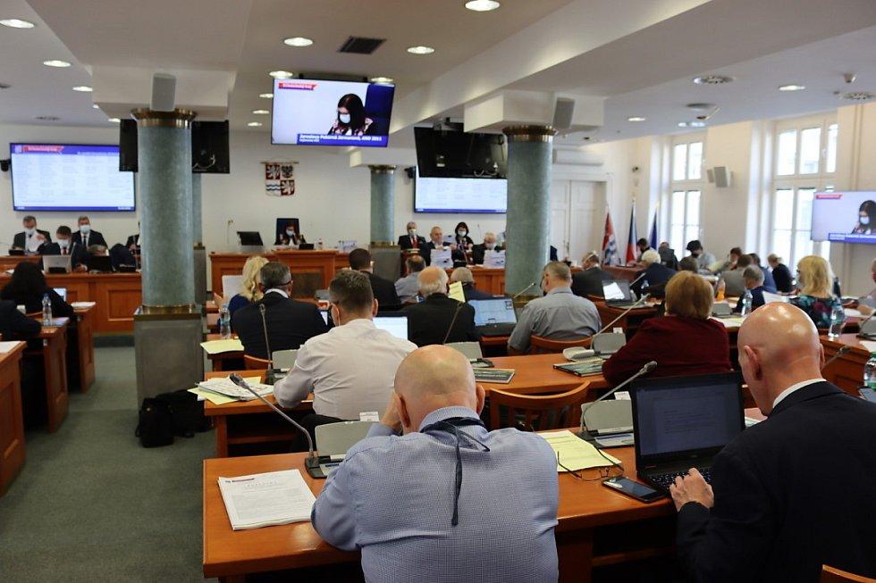Ze zasedání zastupitelstva Středočeského kraje v pondělí 1. června 2020.