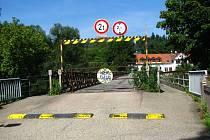 Čtyřkolská minizoo u  mostu přes Sázavu.