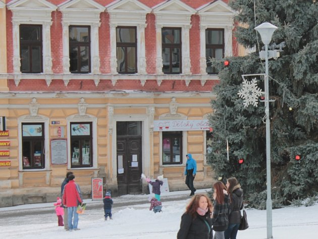 Dům na votickém náměstí dostane novou fasádu.