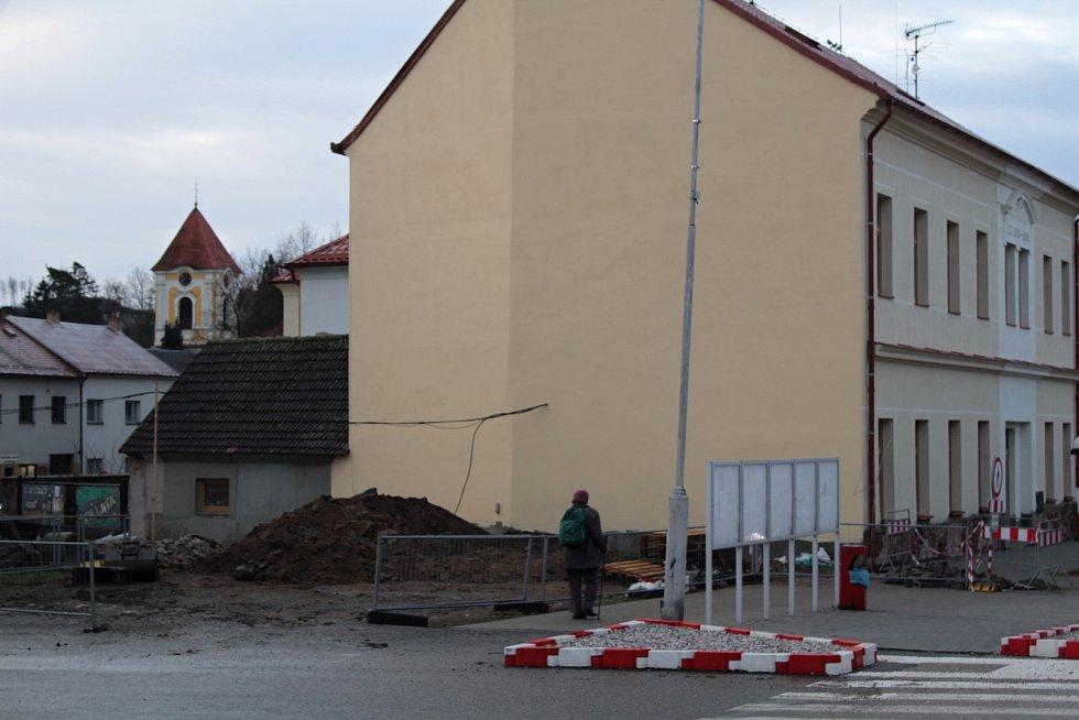 V Bystřici u Benešova.