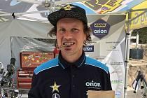 Libor Podmol skončil v dálkové rallye ve Španělku třetí mezi nováčky.