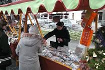 Vánoční trhy v Postupicích