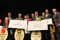 V soutěži Vesnice roku se ty z Benešovska umisťují na předních pozicích.