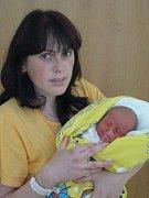 Manželé Ivana a Radek Losovi z Krňan se mohou těšit ze svého prvního syna Marka, který přišel na svět 13. června v 16.00.  Po porodu vážil 3,55 kg a měřil 49 cm