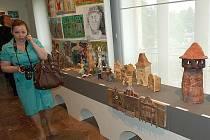 Mezinárodní dětská výtvarná výstava Lidice 2011.