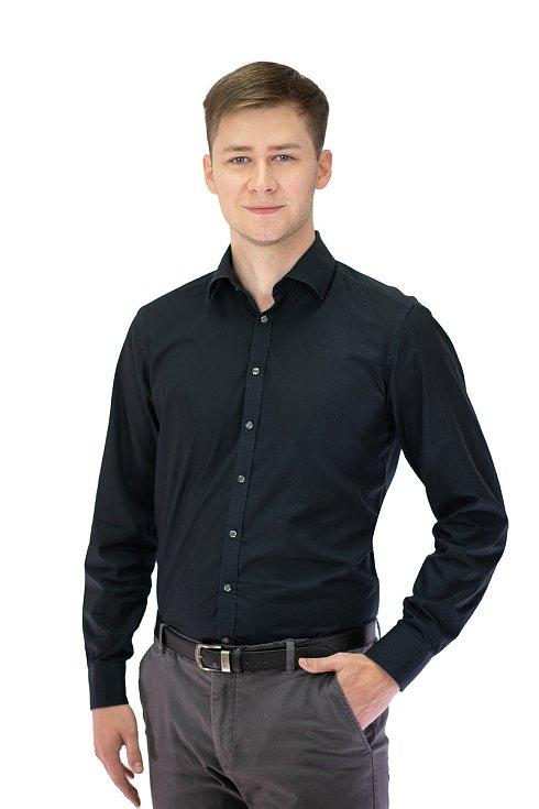 Daniel Netušil (Piráti).