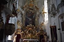 Sázavský klášter je otevřen veřejnosti celoročně.